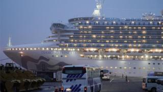 Coronavirus: Foreign Office working to rescue Britons stranded on cruise ship