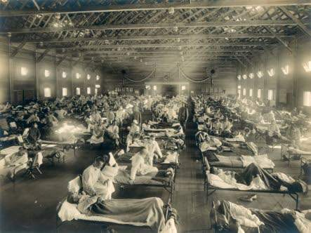 Lessons from the 1918 influenza pandemic