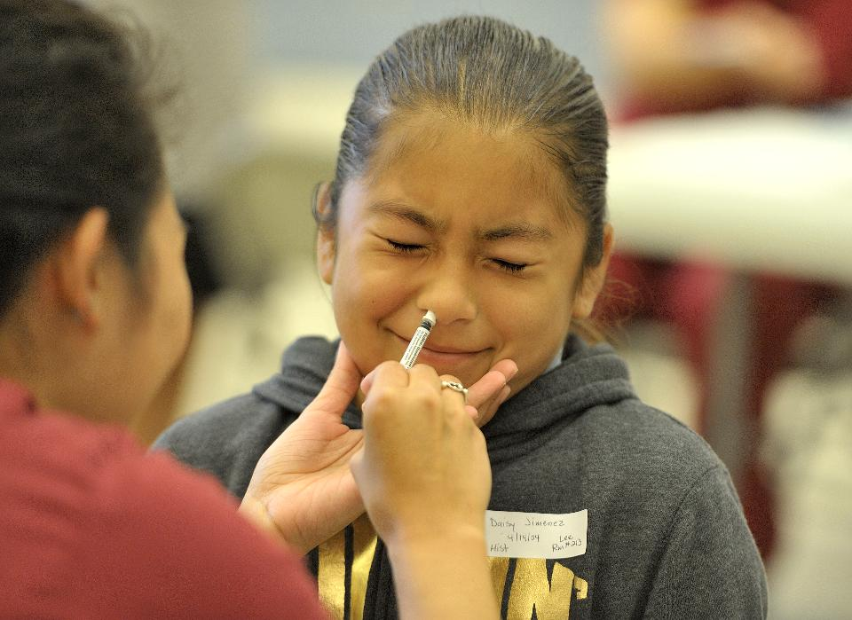 Flu Cases Are On The Decline For The Second Week In A Row - Get Vaccinated Anyway