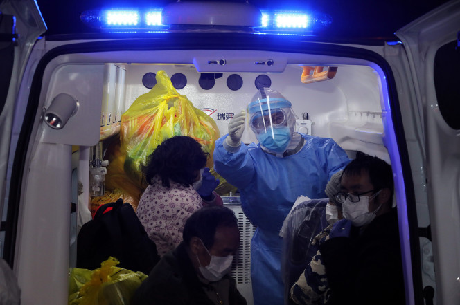 Chinese researchers say 2 types of coronavirus could be infecting people