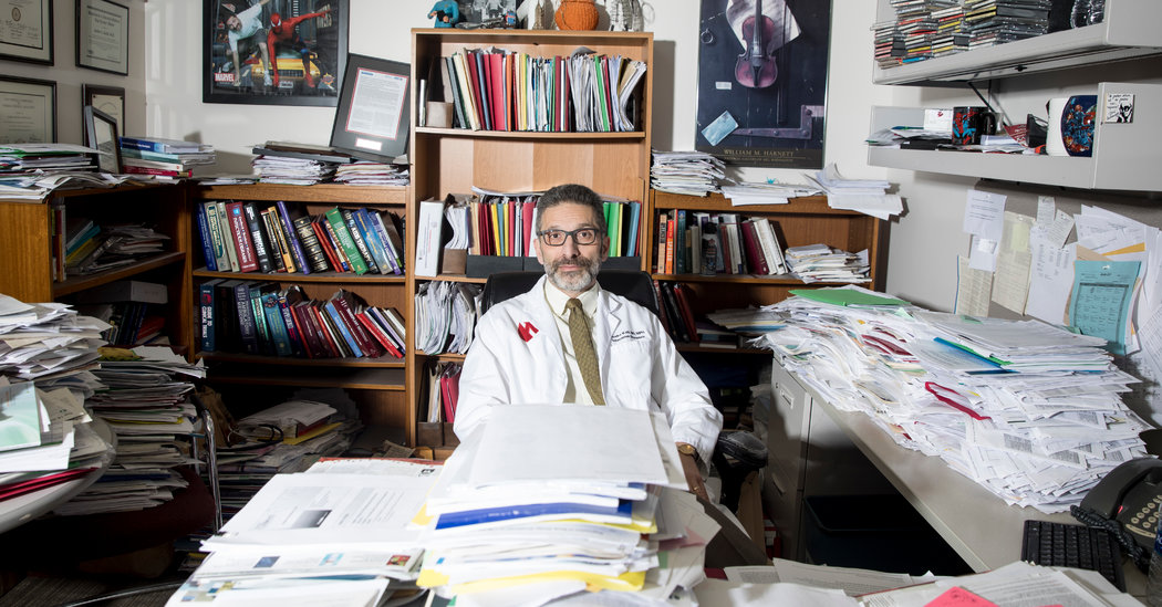 In the Race for Coronavirus Drugs, This Scientist Urges a Slower Pace