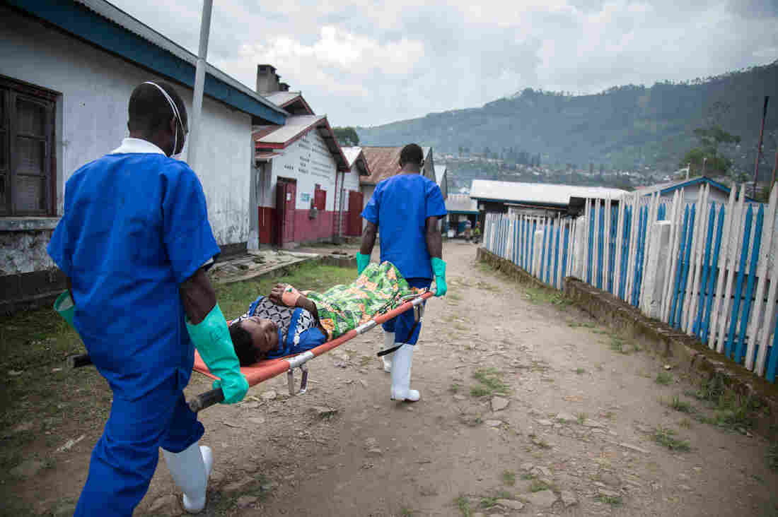 Aid Groups Say They've Never Faced A Challenge Like The Novel Coronavirus