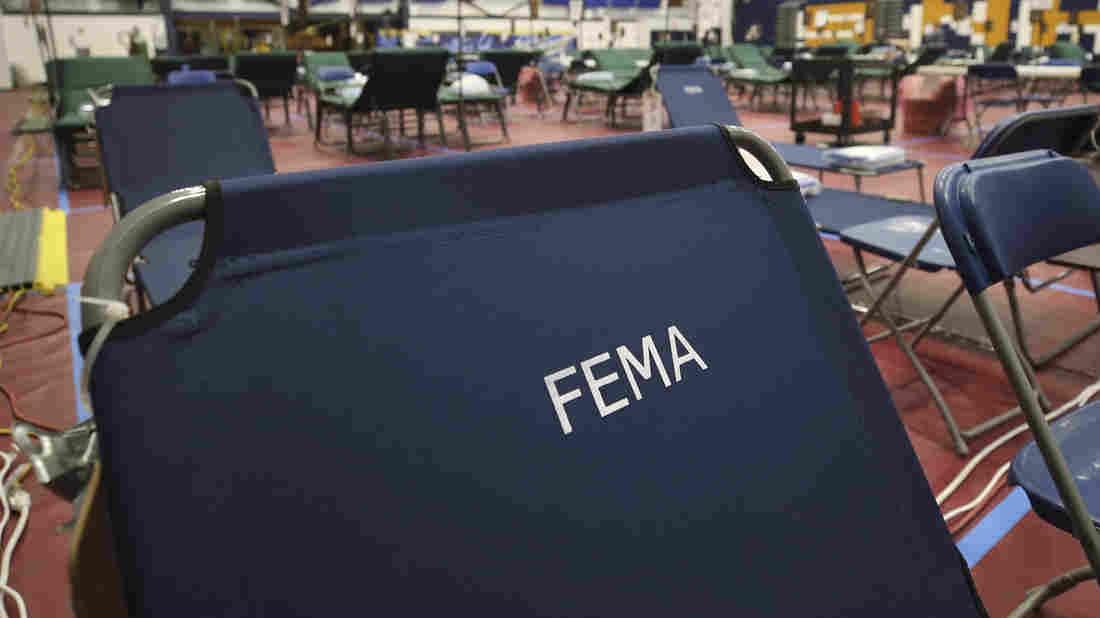 FEMA Predicted Pandemic Effects Last Summer