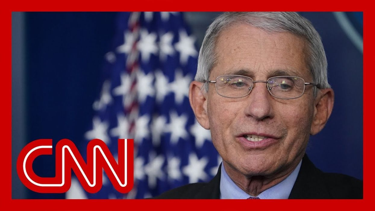 Fauci Warns Bad Second Wave of Coronavirus Could Hit U.S.
