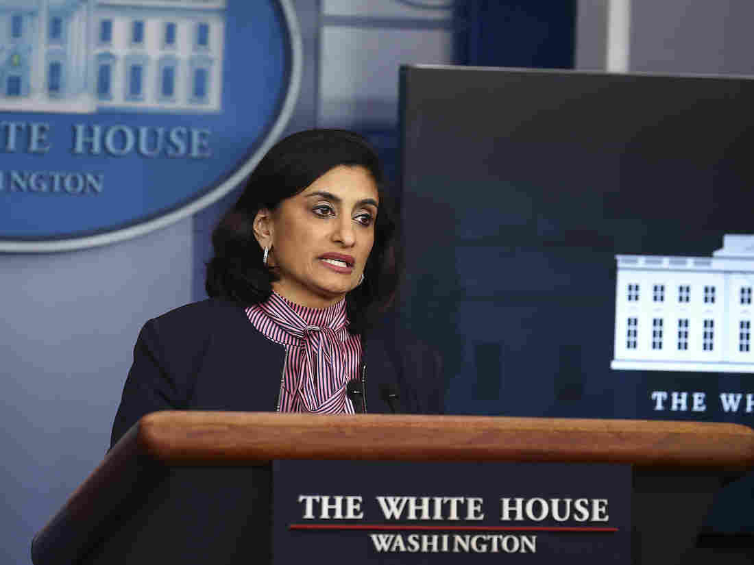 White House: Data On COVID-19 And Race Still Weeks Away