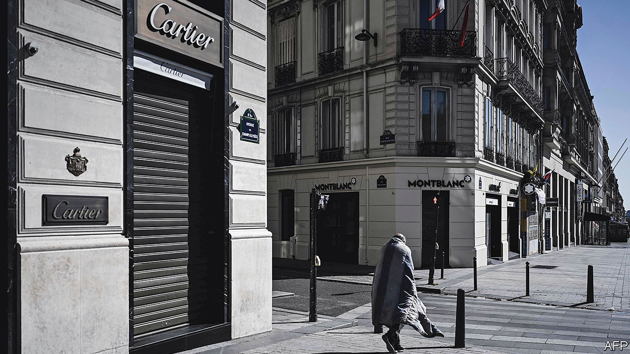 Disparate impact Covid-19 threatens Europe's success at fighting inequality