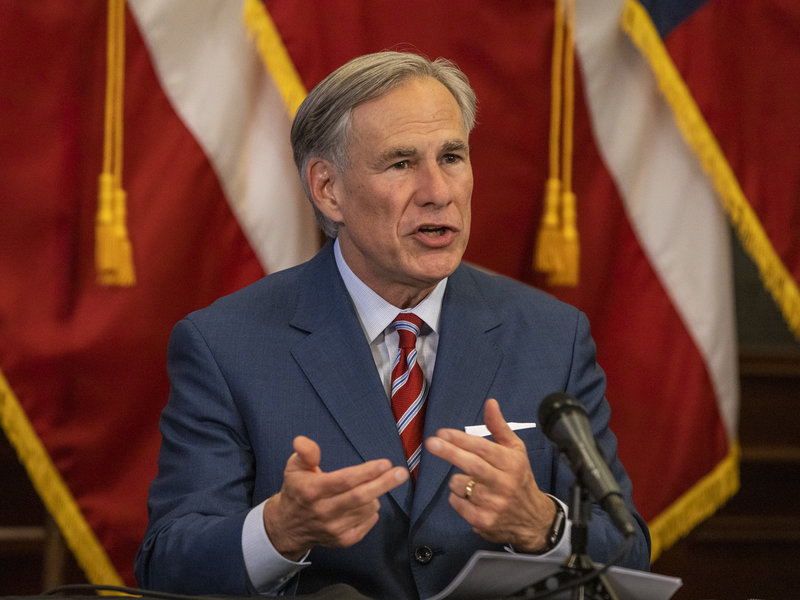 Texas Governor Hits 'Pause' On Further Reopening Amid COVID-19 Surge
